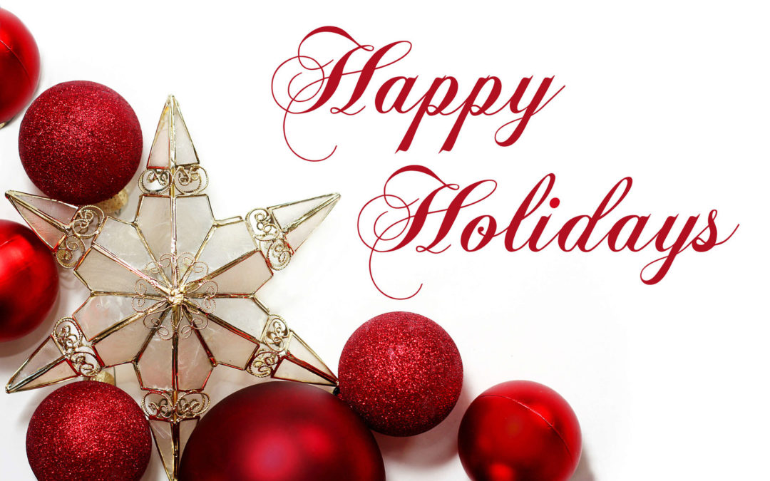 Happy Holidays from Thomas David Builders