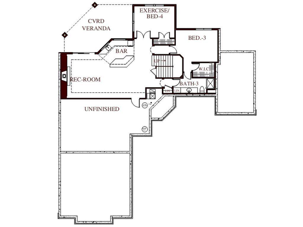 Featured Floor Plan - Scottsdale Ranch | Thomas David Builders